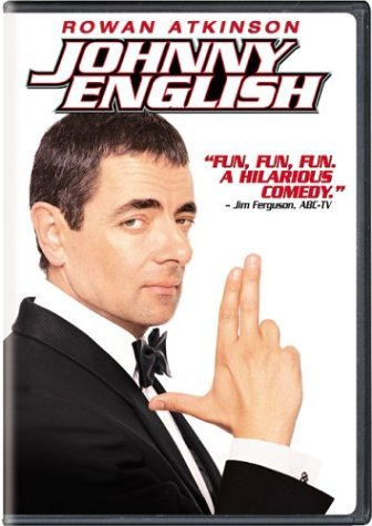 Johnny English Atkinson Imbruglia Miller Davi Clr Pg