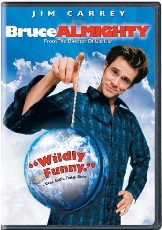 Bruce Almighty Carrey Aniston Freeman Clr Pg13