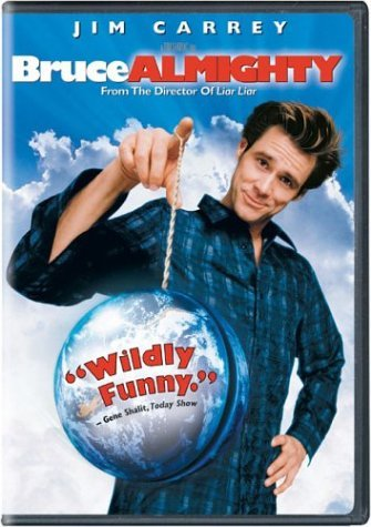 Bruce Almighty Carrey Aniston Freeman Clr Ws Pg13