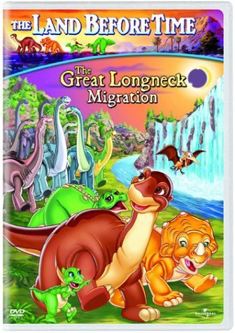 Great Longneck Migration Land Before Time 10 Clr G