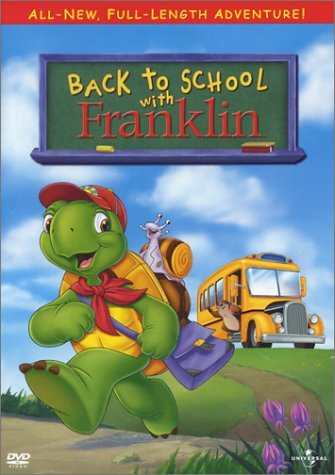 Franklin Back To School With Franklin Clr Nr