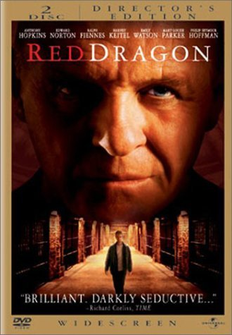 Red Dragon Hopkins Flennes Norton Keitel Clr Ws R 2 DVD Dir. Ed.
