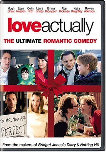 Love Actually Grant Neeson Firth Linney DVD R Ws