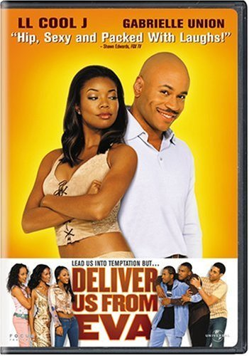 Deliver Us From Eva L.L. Cool J Union Martin Atkin DVD R