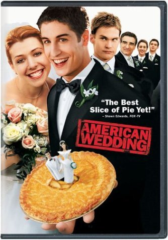 American Wedding Biggs Scott Levy Hannigan Clr Ws R