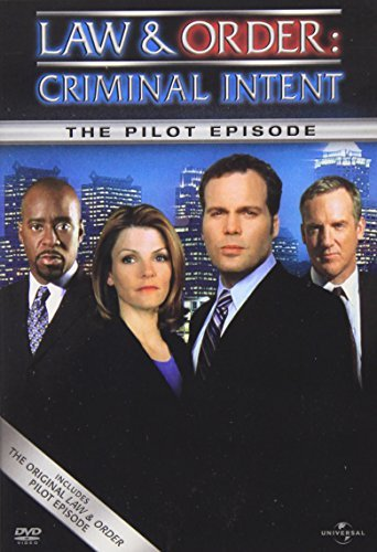 Law & Order Criminal Intent Premiere Episode Clr Nr