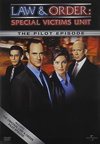 Law & Order Special Victims Unit Premiere Episode DVD Nr