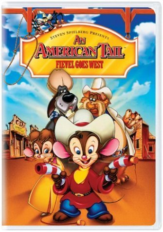 American Tail 2 Fievel Goes We American Tail 2 Fievel Goes We Clr G