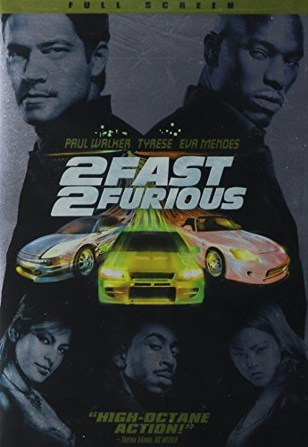 2 Fast 2 Furious Walker Gibson Mendes Hauser Clr Pg13