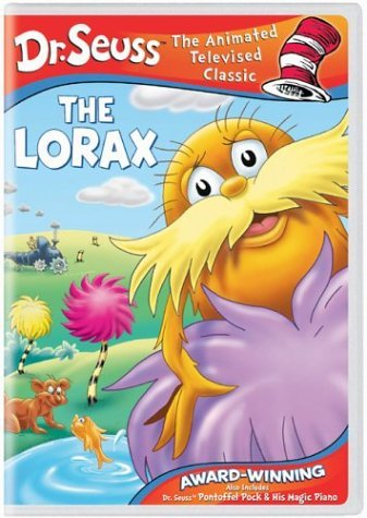 Dr. Seuss The Lorax DVD Nr