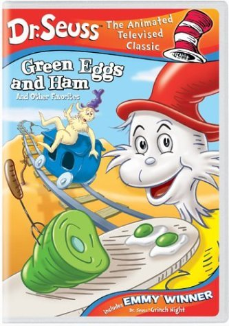 Dr. Seuss Green Eggs & Ham & Other Favorites DVD Nr