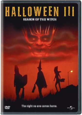 Halloween 3 Season Of The Witch Atkins Nelkin DVD R
