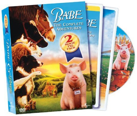 Babe Babe Pig In The City Babe Complete Adventures 2 Mov Clr Ws G 2 DVD