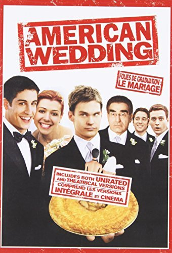American Wedding Biggs Scott Levy Hannigan Clr Ws Nr Unrated