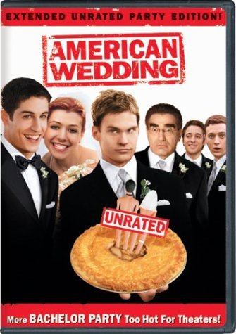 American Wedding Biggs Scott Levy Hannigan Clr Nr Unrated