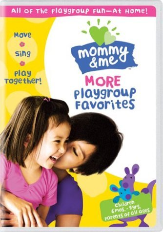 Mommy & Me More Playground Favorites Clr Chnr