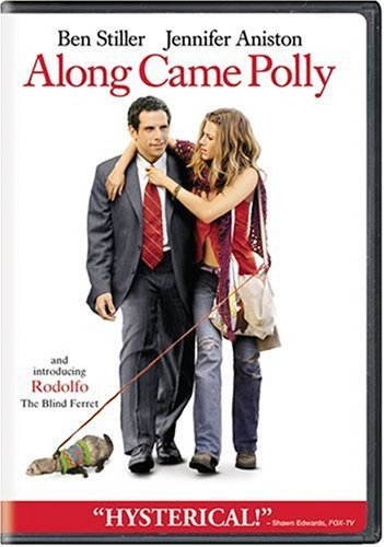 Along Came Polly Stiller Aniston Messing Hoffman DVD Pg13 Ws