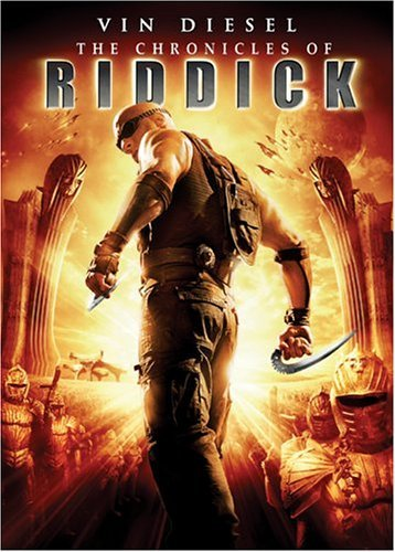 Chronicles Of Riddick Chronicles Of Riddick Vin Diesel Dench Newton Feore Pg13