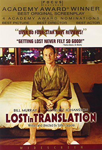 Lost In Translation Murray Johansson R