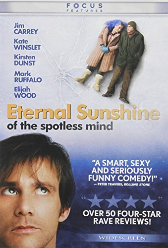Eternal Sunshine Of The Spotless Mind Carrey Winslet Dunst Wilkinson DVD R Ws