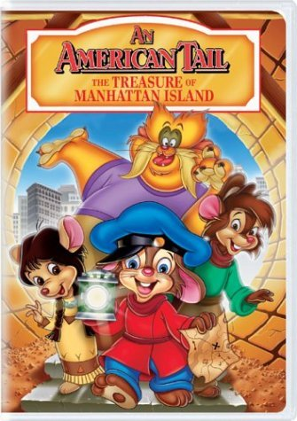 American Tail 3 Treasure Of Ma American Tail 3 Treasure Of Ma Clr G