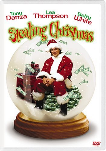 Stealing Christmas Danza Thompson White DVD Nr Ws