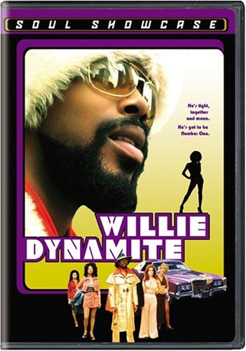 Willie Dynamite Orman Sands Rasulala Walker Ws R
