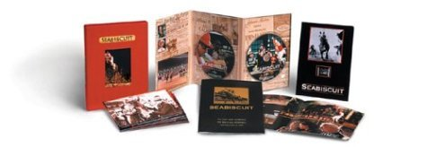Seabiscuit Giftset Maguire Bridges Banks Macy Clr Ws Nr