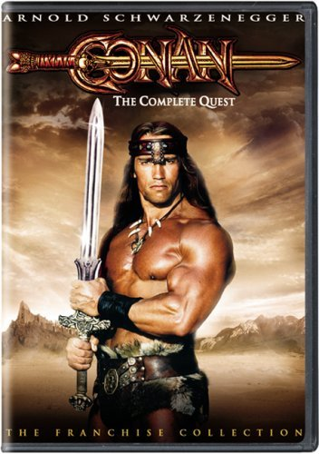 Conan The Barbarian Conan The Conan Complete Quest Pak Clr Nr 2 DVD