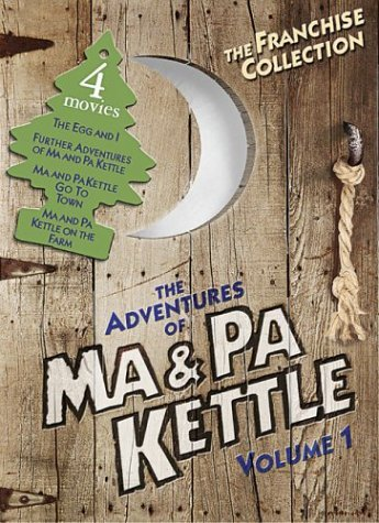 Adventures Of Ma & Pa Kettle Vol. 1 Clr Nr
