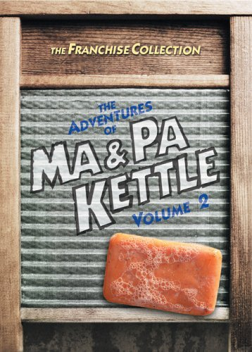 Adventures Of Ma & Pa Kettle Vol. 2 Clr Nr