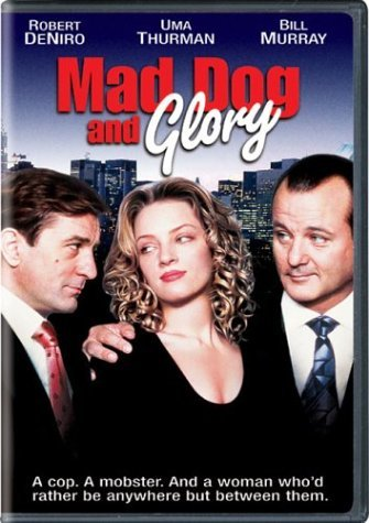 Mad Dog & Glory De Niro Thurman Murray Ws R