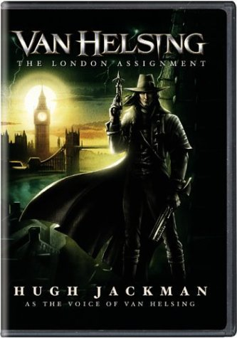 Van Helsing London Assignment Clr Nr