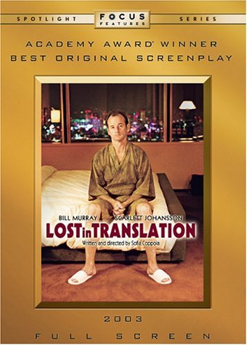 Lost In Translation Murray Johansson Ribisi Faris Clr Snap R