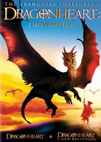 Dragonheart Dragonheart 2 Double Feature DVD