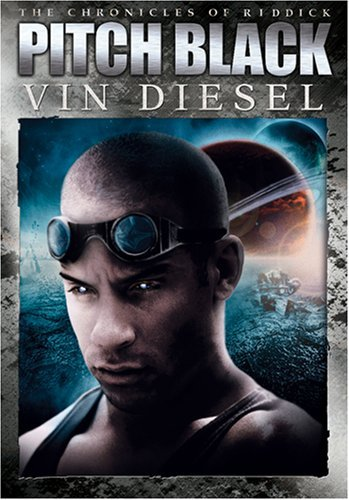 Chronicles Of Riddick Pitch Black Diesel Mitchell Hauser R
