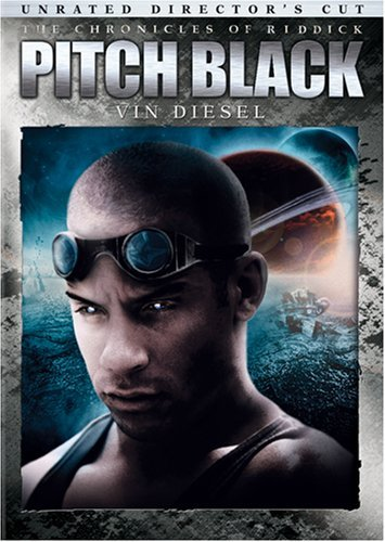 Chronicles Of Riddick Pitch Black Diesel Mitchell Hauser Nr Unrated
