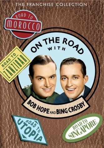 On The Road With Bob Hope & Bi On The Road With Bob Hope & Bi Clr Digipak Nr 4 On 1