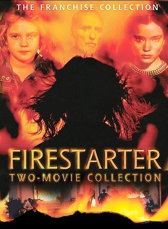 Firestarter Firestarter 2 Firestarter Two Movie Collecti Clr R 2 DVD