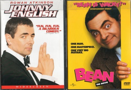 Johnny English Bean Universal 2 Pak Clr Nr 2 DVD Side By
