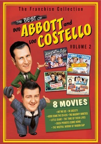 Abbott & Costello Vol. 2 Best Of Clr Nr 2 DVD