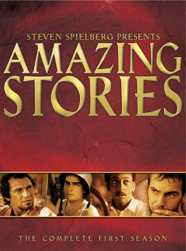 Amazing Stories Season 1 Clr Nr 4 DVD