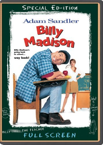 Billy Madison Billy Madison Clr Pg13 Special Ed.