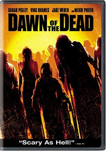 Dawn Of The Dead Polley Rhames Phifer Barry Clr R