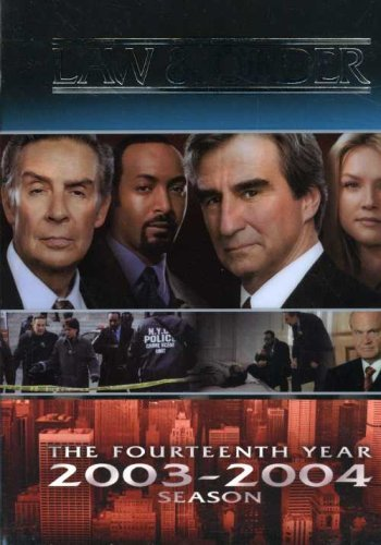 Law & Order Fourteenth Year Clr Nr