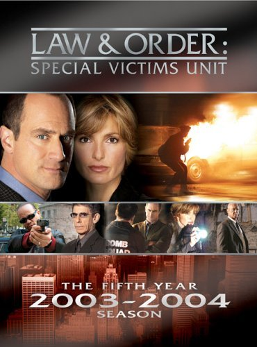 Law & Order Special Victims Un Season 5 Clr Nr