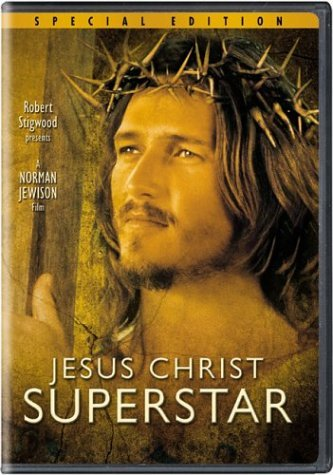 Jesus Christ Superstar Neeley Anderson Elliman DVD G Ws
