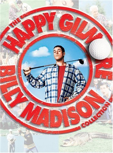 Happy Gilmore Billy Madison Happy Gilmore Billy Madison Clr Pg13