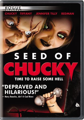 Chucky Seed Of Chucky Dourif Tilly Boyd Spearritt DVD R