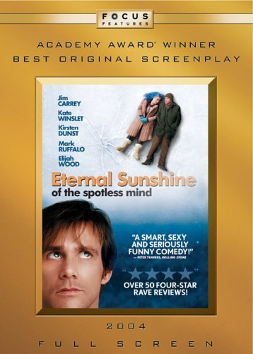 Eternal Sunshine Of The Spotle Carrey Winslet Dunst Wilkinson Clr R